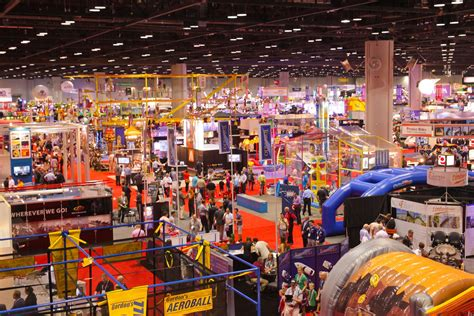 theme park expo the business of fun iaapa attractions expo 2017 opens
