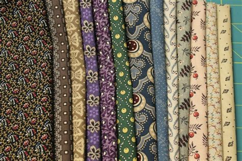 Civil War Reproduction Fabrics For Quilts by 13 Civil War Chronicles Reproduction Quilt Fabric Quarters For Ma