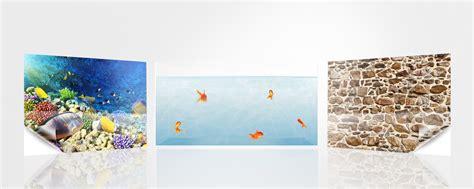 Folie Aquarium Kleben by Aquarium R 252 Ckwandfolie Mit Ihrem Motiv Bei Myposter