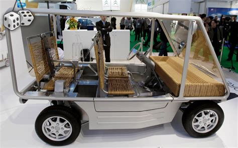 12 Funniest Looking Electric Cars by The Stark Electric Car You Drive What