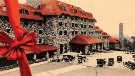 The Grove Gift Card - asheville tours the omni grove park inn