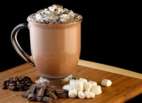 L A Burdick Handmade Chocolates - chocolate coffee on coffee frappuccino and mocha