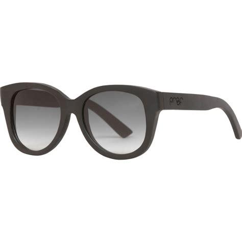 proof eyewear ivory wood sunglasses s