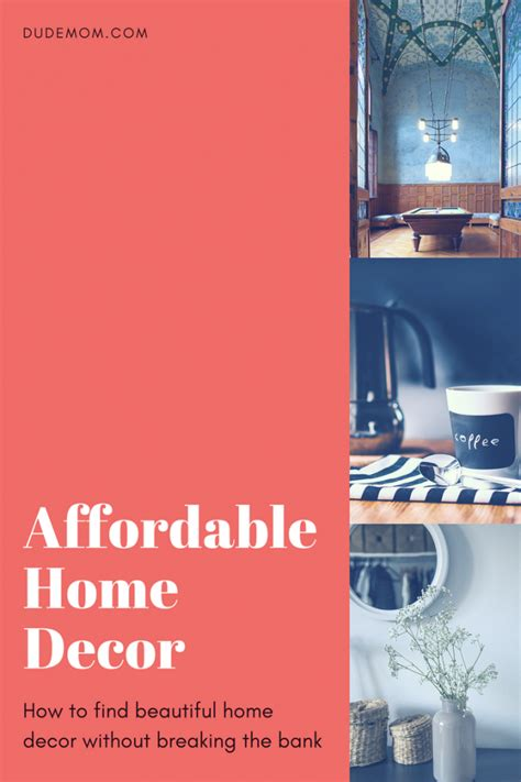 affordable home decor affordable home d 233 cor 5 ways to decorate on a budget