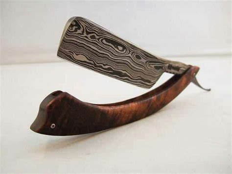 damascus razor damascus steel razor razors