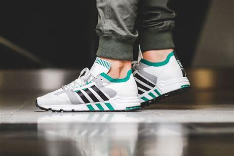Adidas Run Eqt adidas eqt running cushion 93 pk green le site de la sneaker