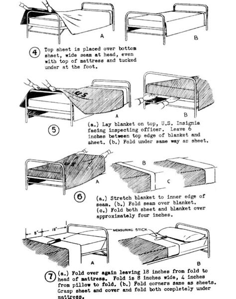 how to properly make a bed the proper way to make your bed the navy seal way