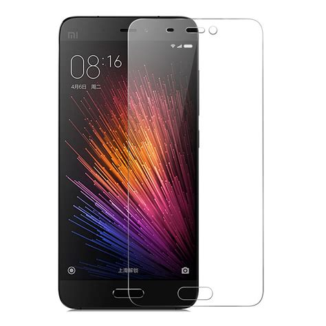 Xiaomi Mi 6 Mi6 Dual Tempered Glass Warna 2 5d Coverage xiaomi mi5 tempered glass screen protector 13539