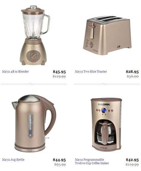 Gold Kitchen Appliances style republic an explosion of colour give your home