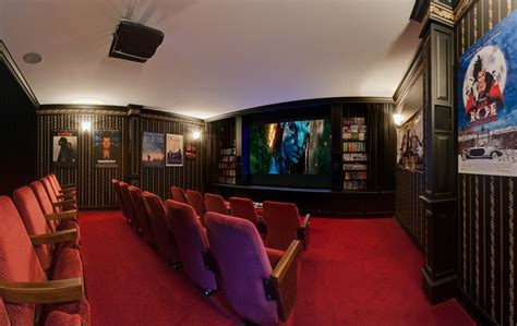 Home Theater Di classic home theater traditional home theater