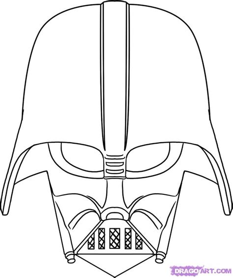 star wars coloring pages easy how to draw vader step by step star wars characters