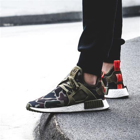 Sepatu Adidas Nmd Xr1 Brown Premium adidas nmd xr1 olive duck camo 187 petagadget