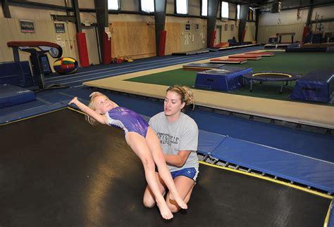 Gymnastics Fundraising Letter excel gymnastics hopes fundraiser flips its fortunes