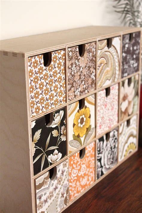 Cassettiera Moppe Ikea by Diy Minicassettiera Moppe Ikea Secret Santa Bricolage