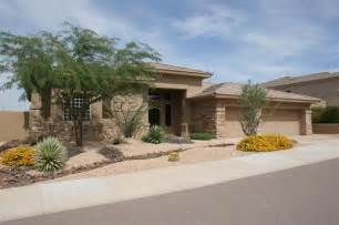 front yard desert landscape ambiente de afuera pinterest trees landscaping and home