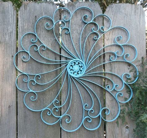 rod iron decorations wall on sale large wrought iron wall decor aqua wall decor