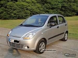 2008 chevrolet matiz car photo and specs