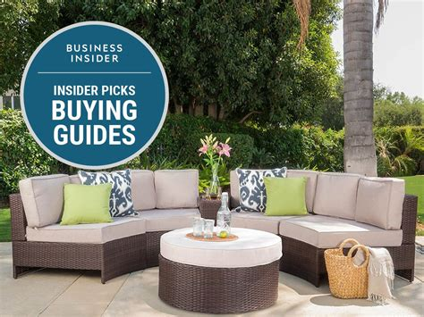 the best patio furniture you can buy business insider