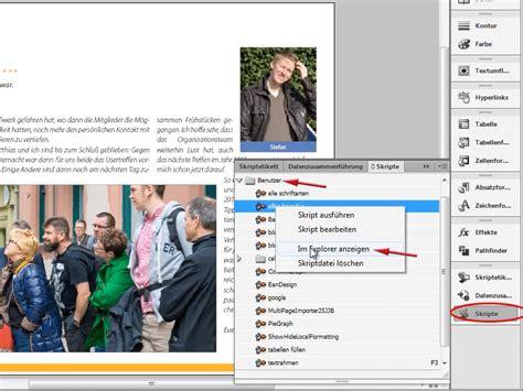 indesign jsx tutorial indesign absatzformate zeichenformate fehler und