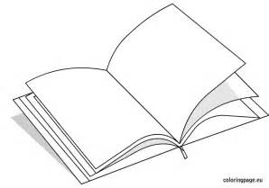 book coloring pages open book coloring page school open book