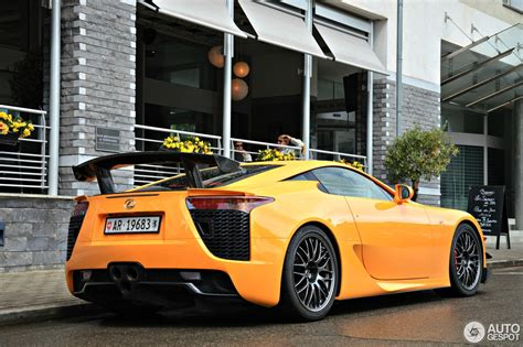 lexus lfa 2016 black lexus lfa n 252 rburgring edition 5 july 2016 autogespot