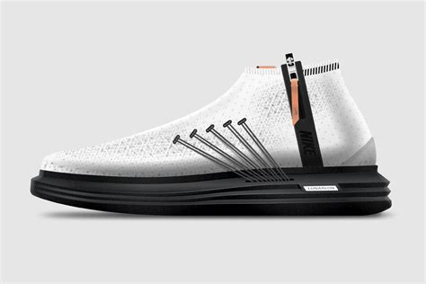 Nike Flywire putting the nike flywire in focus yanko design howldb