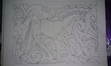 Mural Designs Outline by Reshmi S My Free Drawings