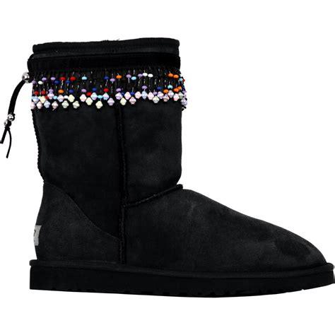 hugs boots boot hugs swirly bead boot accessory glenn