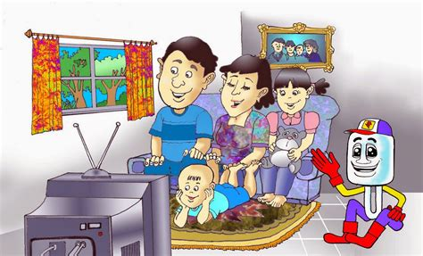 Nonton Film Kartun Anak Gratis | tv clipart menonton pencil and in color tv clipart menonton