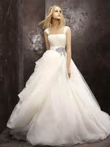 wang wedding dresses 7 stunning new wedding dresses from white by vera wang