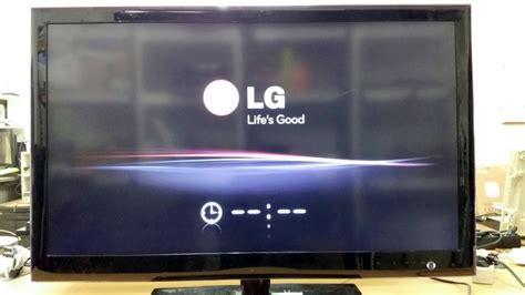 Tv Led Lg Type 43lh511t lg전자 42le5500 42인치 led tv tv를 켜면 lg로고가 나오면서 화면이 멈추는 증상 고장