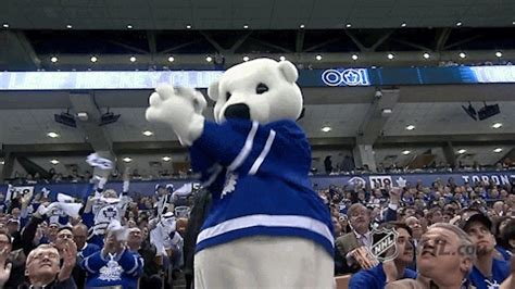 toronto maple leafs carlton the toronto maple leafs gifs find on giphy
