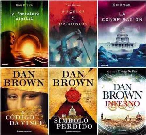 orden para leer libros dan brown libros de dan brown en digital pdf bs 0 01 en mercado libre