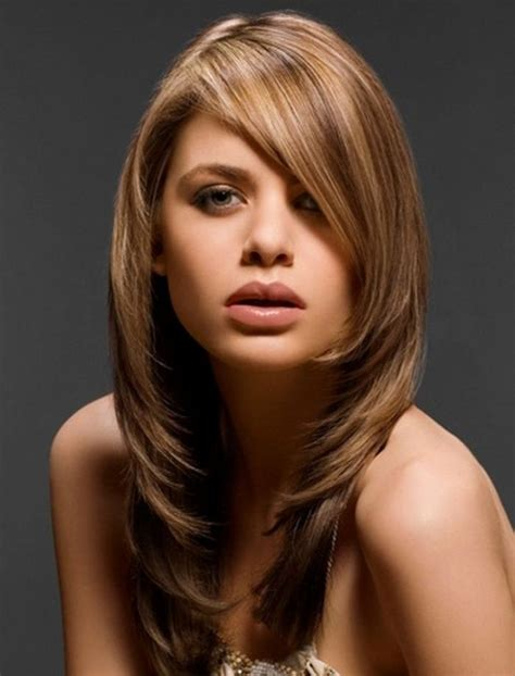 hairstyles angled toward face the pro s and con s of layered hairstyles women hairstyles