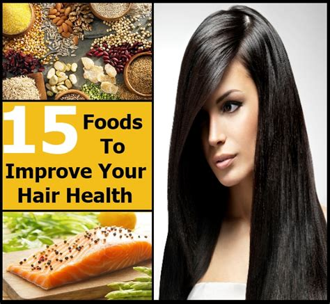 how to strengthen hair follicles in females over 40 15 foods to improve your hair health diy home things