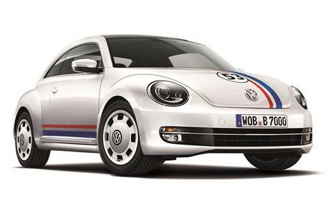 volkswagen beetle herbie 2012 vw beetle special edition model pays tribute to