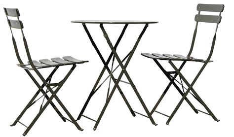 bistro table and chairs uk bistro chair table set pr home