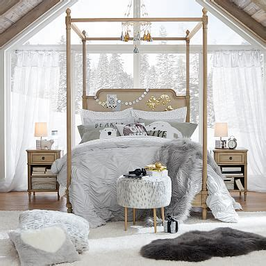 chatham canopy bed pbteen colette canopy bed pbteen