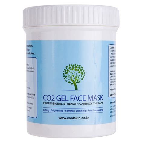 Gel For Your Cheeks by Co2 Gel Mask 500g Cutismedical