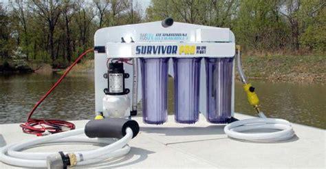 salt water desalination kits survivor pro water purifier system