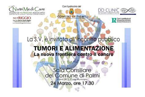 tumori e alimentazione la corretta alimentazione nella prevenzione e cura