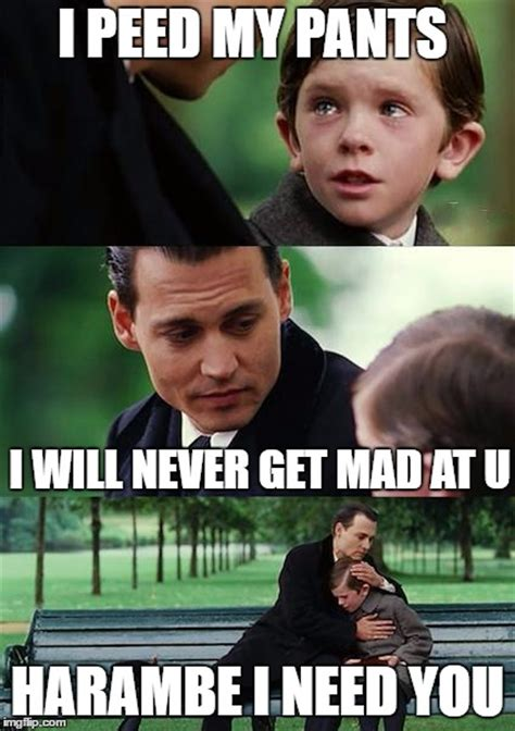 Mad At You Meme - finding neverland meme imgflip