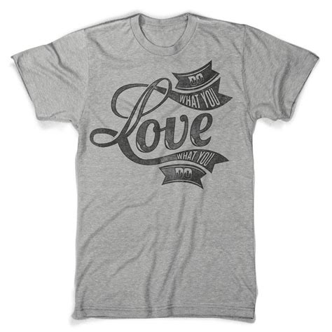 the typographic vector designs from tshirt factory