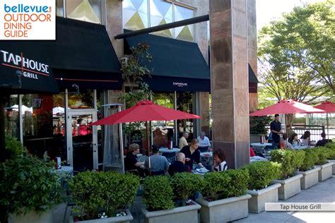 tap house bellevue bellevue outdoor patio dining guide happy hour bellevue com