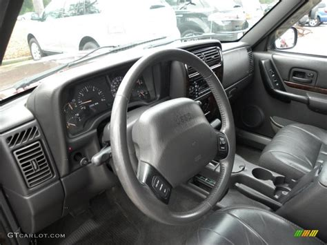 Jeep Zj Interior by 2000 Jeep Limited 4x4 Interior Photo 53469457