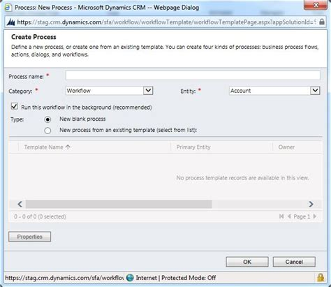 workflow crm workflow processes in dynamics crm 2013 microsoft
