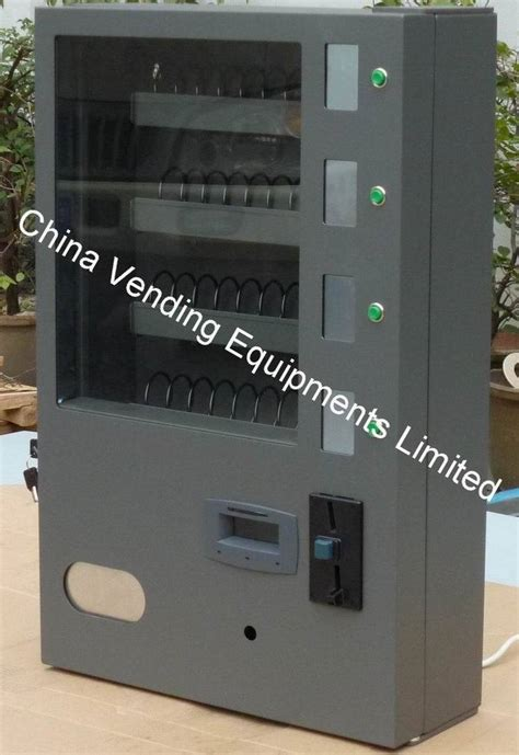 Small Home Vending Machines China Small Packed Product Vending Machine Cve 9525