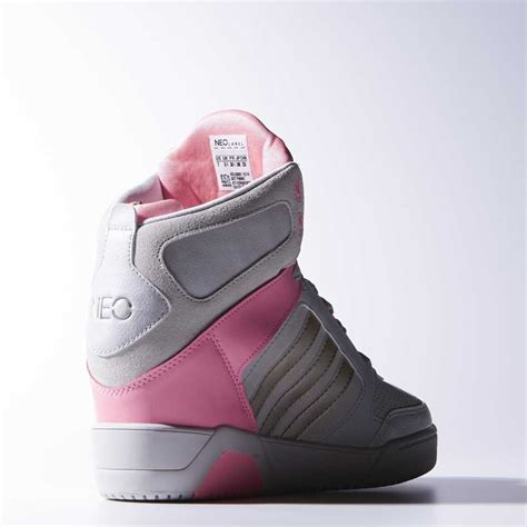 cheap wedge sneakers buy newest cheap adidas bb9tis wedge shoes grey womens