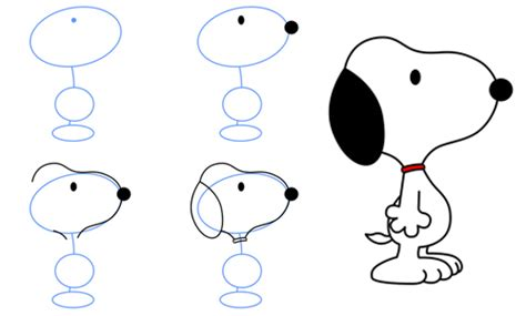 snoopy drawings images reverse