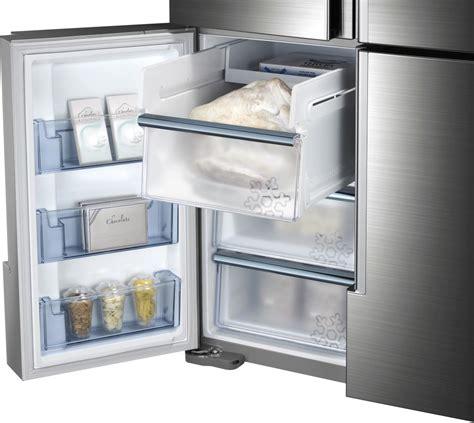 34 inch door refrigerator samsung rf34h9960s4 36 inch door refrigerator with